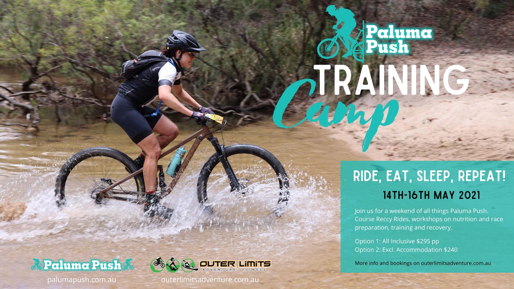 Cover Push Training Camp